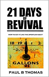 21 Days of Revival: How To Get it Like The Apostles Had it