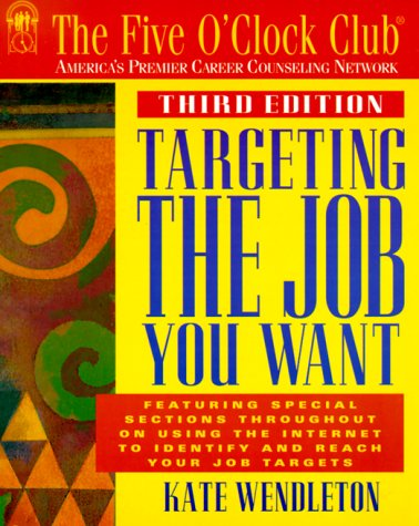 Targeting the Job You Want