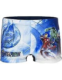 Official Licensed Marvel The Avengers Boys Swim Short / Swimming Costume