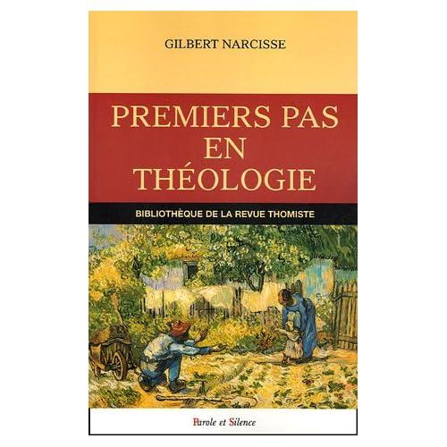 Premiers pas en théologie
