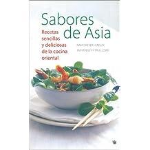 Sabores de asia (GASTRONOMÍA Y COCINA)