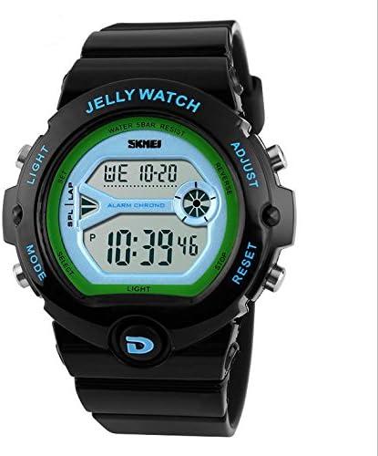 &zhou sportivo di modo uomini uomini uomini della vigilanza studenti frossode all'aperto arrampicata mano guardare orologio impermeabile , nero   Costi medi    Promozioni    Menu elegante e robusto    New Style  367c51