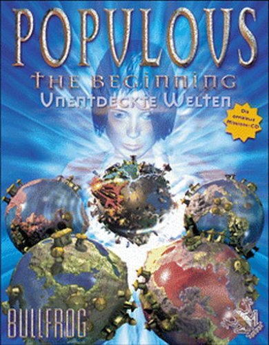 Populous 3: The Beginning Mission Disk