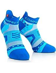 Compress port PRS Ultralight Run Low V2.1Calcetines, todo el año, unisex, color azul, tamaño T4