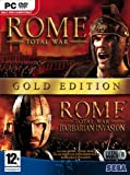 Rome Total War : Gold Edition (PC DVD) [UK import - Giocco Italiano)