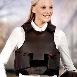Horse Riding Body Protectors Adult Small Medium Ladies Childs Equestrian Vest (Medium)