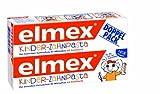 Elmex Kinder-Zahnpasta, 2er Pack (2 x 50ml)