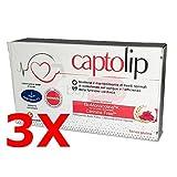 3X CAPTOLIP - Contrasta il Colesterolo in Eccesso (Simile Armolipid) -...
