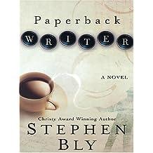 Paperback Writer (Thorndike Christian Fiction)