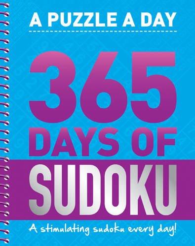 365 Days of Sudoku