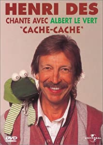 """Afficher """"Henri Dès chante avec Albert le vert """"Cache-cache"""""""""""