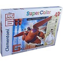 Clementoni 26925 - Big Hero 6 Puzzle, 60 Pezzi