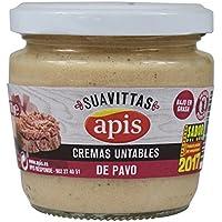 Apis Crema de Pavo - Paquete de 8 x 160 gr - Total: 1280 gr