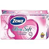 "Zewa Toilettenpapier ""Ultra Soft"" 4-lagig, 8 x 150 Blatt (8 Rollen)"