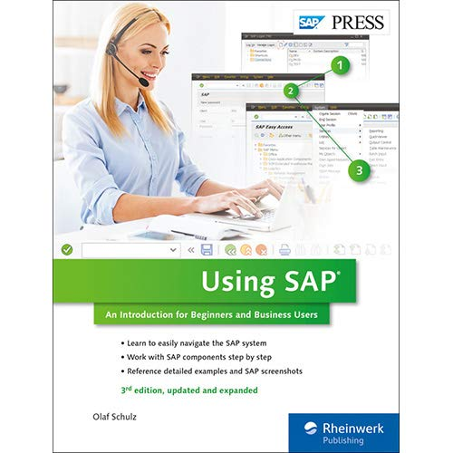 Using SAP: An Introduction for Beginners and Business Users por Olaf Schulz