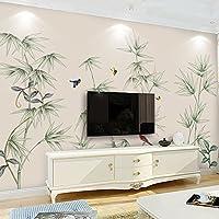 Stencil Adesivi Per Muro.Stencil Bamboo Includi Non Disponibili Adesivi E Amazon It