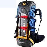 YAAGLE Outdoor Bergsteigen Taschen Rucksack Reisetasche Trekkingrucksack Fahrradrucksack 60 L