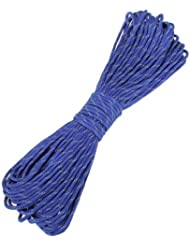 Water & Wood 100ft 550ld Reflective Parachute Cord Paracord 7 Strand Nylon Camping Desert Survival by Waterwood