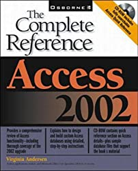 Access 2002: The Complete Reference