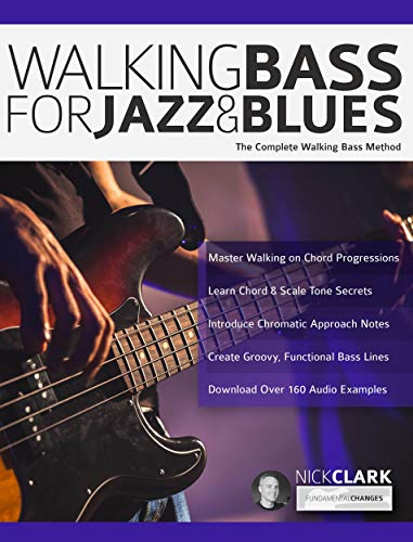 z and Blues: The Complete Walking Bass Method (English Edition) ()