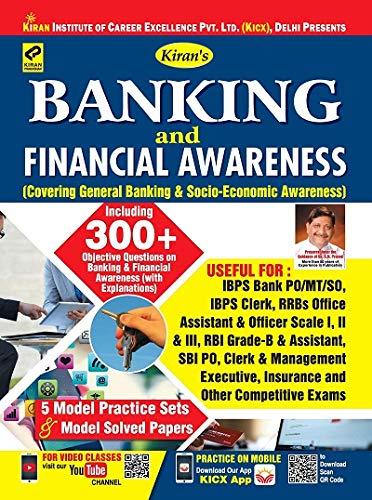 Kiran Banking And Financial Awareness English (2656)