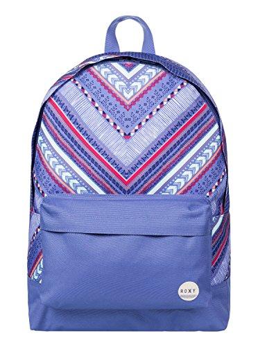 roxy-damen-rucksack-sugar-baby-backpack-ax-vertical-arrow-combo-chambr-41-x-32-x-11-cm-16-liter-erjb