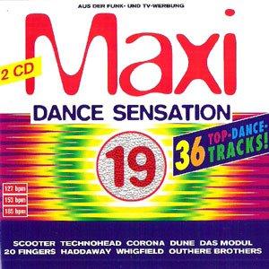 Maxi Dance Sensation 19 (1995) (Kingdom Modul)