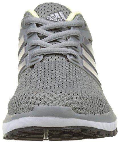 adidas Damen Energy Cloud W Laufschuhe Grau (Grey Three/tech Silver Metallic/grey Four)