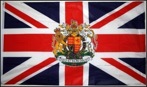 union-jack-and-royal-crest-5ft-x-3ft-flag-banner-decoration-with-free-uk-postage
