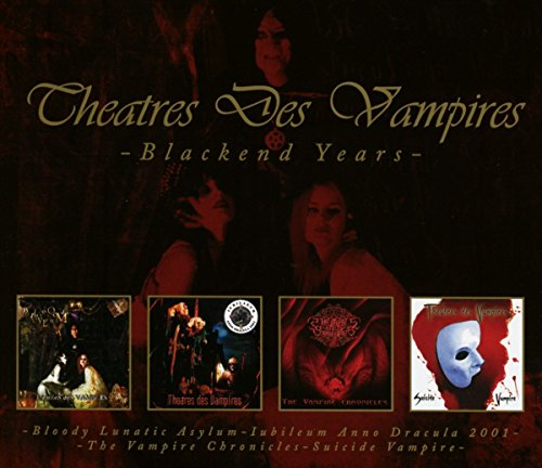 Blackend Years (4 CD)