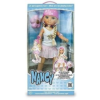 Unbekannt Nancy – 700013722 – Puppe – Ein Tag Beim Inlineskaten