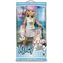 Nancy - Muñeca Nancy, un día patinando (Famosa 700013722)