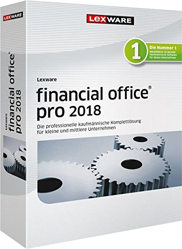 Lexware financial office pro 2018 Jahresversion (365-Tage) - Software Inventory Business