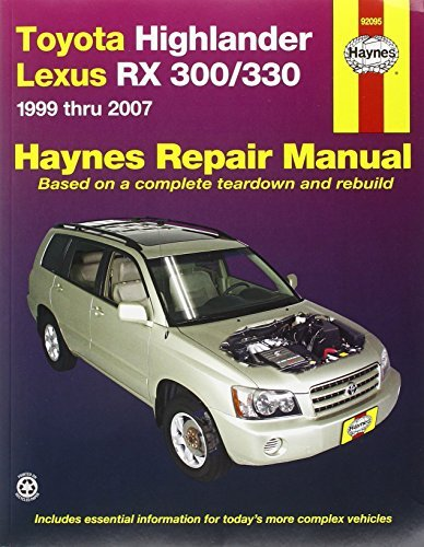 toyota-highlander-lexus-rx-300-330-1999-thru-2007-haynes-repair-manual-by-john-haynes-2010-09-01