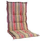 Grasekamp Auflage Flower Kissen Klapp-Stuhl Gartenmöbel Garten-Sessel