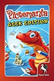 Pegasus Spiele 54307G - Pictomania Geek Edition, Familien Strategiespiel