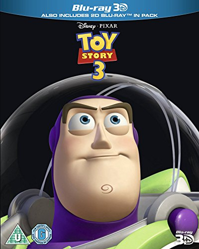 Toy story 3 [Blu-ray 3D] [Region Free] (Limited Edition)