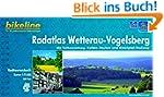 bikeline Radtourenbuch, Radatlas Wett...