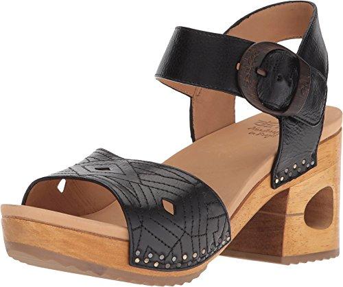 Dansko Women's Odele Black Tumbled Calf 38 Regular EU (Dansko Leder Schuhe)