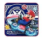 Marushin Super Mario Mini Handtuch (blaues Drifting) 6490972