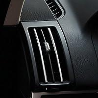 Marco de plástico ABS cromado para rejilla de ventilación interior para ...