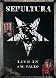 Sepultura -Live In Sao Paulo [DVD] [2010] by Sepultura
