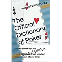 The Official Dictionary of Poker: Second Edition (English Edition)