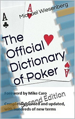 The Official Dictionary of Poker: Second Edition (English Edition) (Poker-wörterbuch)
