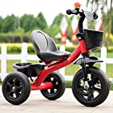 Kinderwagen Dreirad 1-6 Kind Fahrrad Baby Spielzeug Kinderwagen Kinderwagen 3 in 1 Kombikinderwagen (Farbe : B)