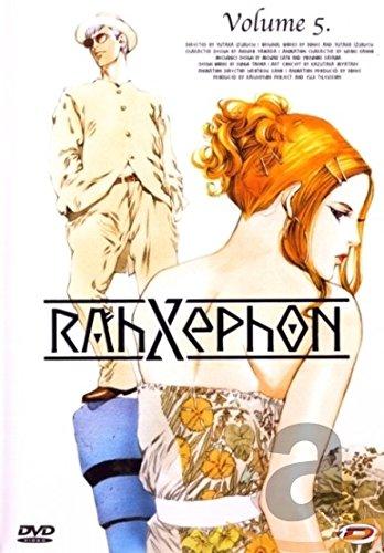 Rahxephon, vol. 5