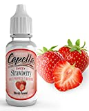 Capella Lebensmittelaroma13ml DIY Sweet Strawberry / Süße Erdbeere