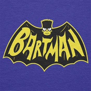 TEXLAB - Bartman - Damen T-Shirt Marine