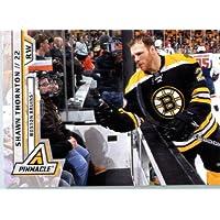2010 /11 Pinnacle Hockey Card # 181 Shawn Thornton Boston Bruins In a