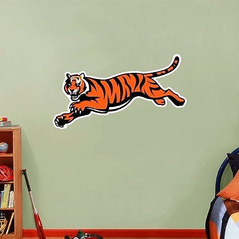 Cincinnati Bengals NFL Football vinilo adhesivo diseño con texto en inglés de pared para 63 x 35 cm
